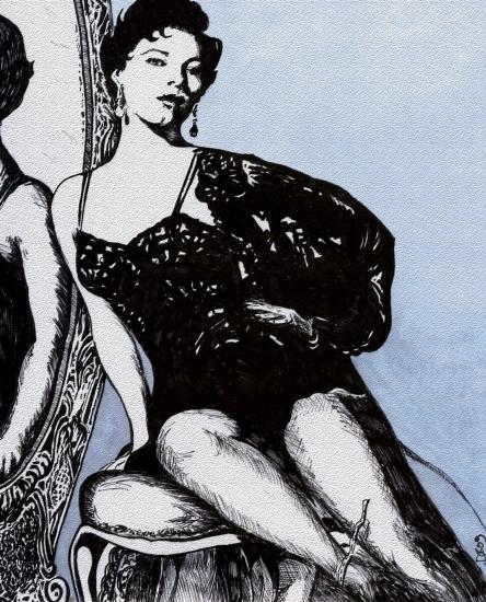 Ava Gardner par didgiv